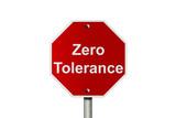 Zero Tolerance poster
