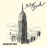 Fototapety new york