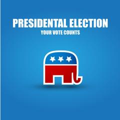 Presidental election - Republicans