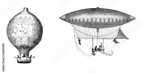 Ancient Aerostats - 38617695