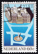 Postage stamp Netherlands 1983 Royal Palace