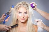 woman hair care - 38618657