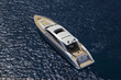 Italy, Tyrrhenian Sea, Tecnomar Velvet 35 luxury yacht