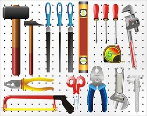 Panel de herramientas