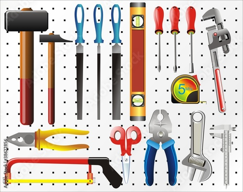 Vfa mecanica - Tablero de herramientas ...