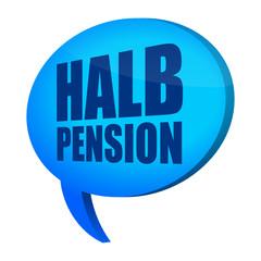 sprechblase v3 halb-pension I
