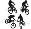 Sports - Vélo 2 vect