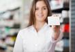 Pharmacist Advising Prescribed Medicine