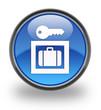 Locker Storage Glossy Button