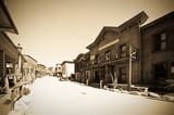 Far west town - 38629249