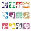 Horoscope zodiac illustration - vector