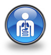 Internal Medicine Glossy Button