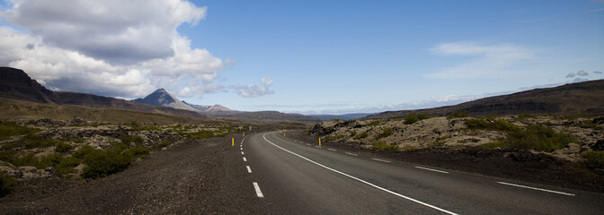 Road on Iceland