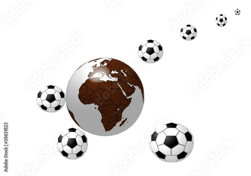 earth football