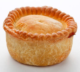 Traditional Port Pie