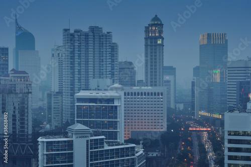 Foto op Plexiglas Indonesië jakarta