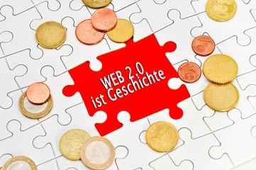 Web 2.0 ist Geschichte