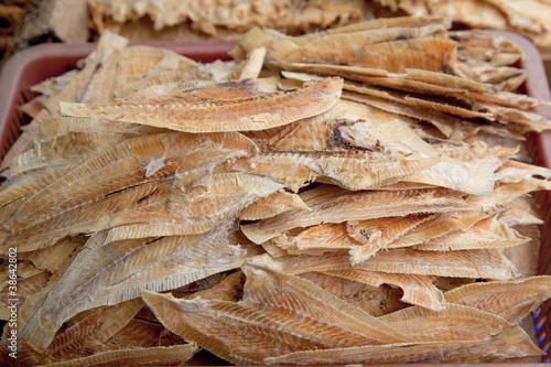 traditional dried fish