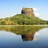 Fototapety Sigiriya rock