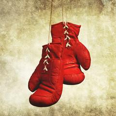 boxing print