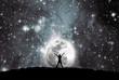 Fototapeten,abstrakt,astrologie,astronomie,schwarz