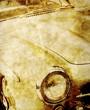 vintage car print
