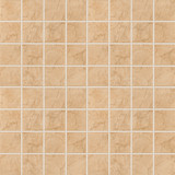 Brown Mosaic Tile Background