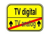TV analog - TV digital