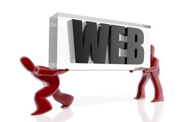 Traslado de página web