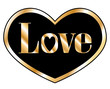Love Heart Button