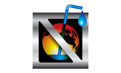 Sign for global warming