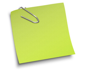 Pense-Bête vert