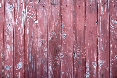 Beautiful purple wooden fence for the background