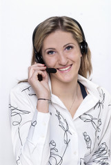 ragazza call center