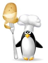 pinguino patata
