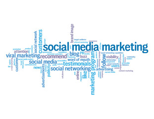 SOCIAL MEDIA MARKETING Tag Cloud (viral advertising networking)