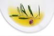 L'oliva nel piatto