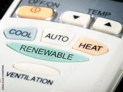 Renewable button