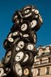 horloges gare st Lazare à Paris