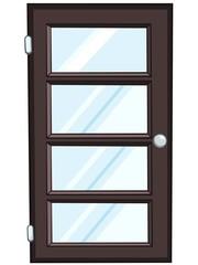 Cartoon Home Door