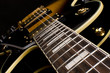Electric guitar close up - 38690213