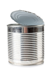 One metal can