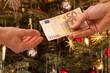 Weihnachten Geld schenken - Geldgeschenk