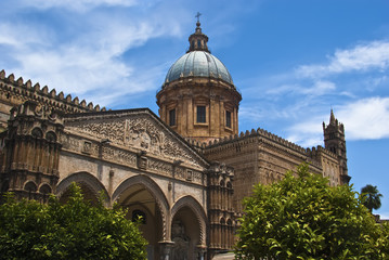 Cathedral of Palermo- Sicily