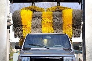 Lavaggio pandino