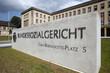 Leinwanddruck Bild - Das renovierte Bundessozialgericht in Kassel