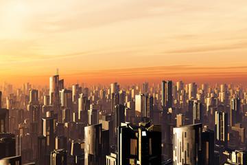 3D Metropolis