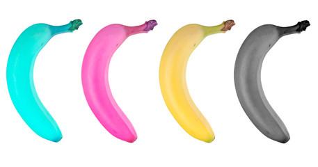 CMYK Bananen