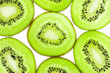 Kiwifruchtscheiben