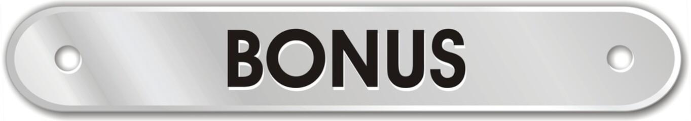 bouton bonus